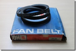 Fan belt QH DB800