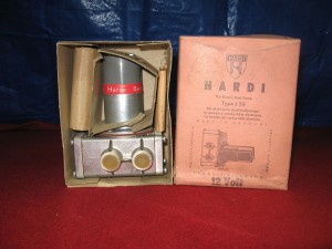 Fuel pump Hardi J 58