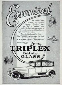 Triplex ad 1919