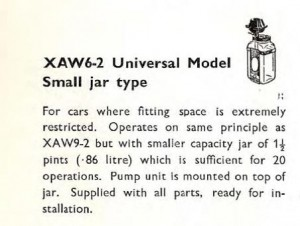 Trico XAW 6-2