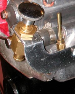 Trico inlet manifold adaptor