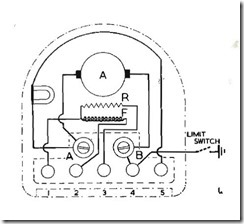 Lucas DR1 drawing electrical scheme_thumb the lucas 2 speed dr1 wiper motor jaguar xk 140 fhc part lucas dr3 wiper motor wiring diagram at gsmx.co