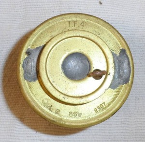 AC thermostat TF4