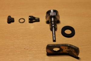 Trico washer exploded view