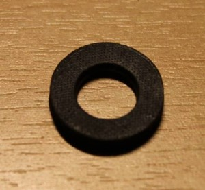 Trico washer rubber