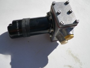 Harting fuel pump 2