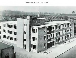 Metalastik factory