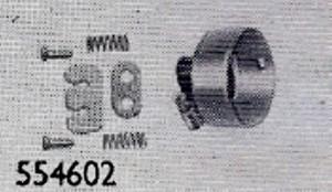 Bulb holder Lucas 554602