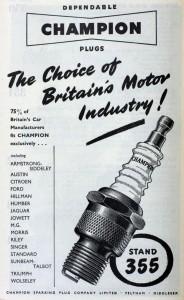 Champion add 1951