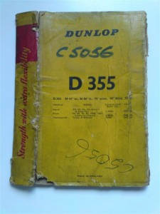 Dunlop D355