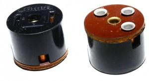 Lucas bulb holder 553738 detail