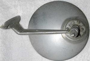 Lucas 460 mirror E type 1962