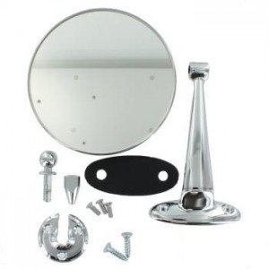 Lucas 460 mirror late 2 screws mount