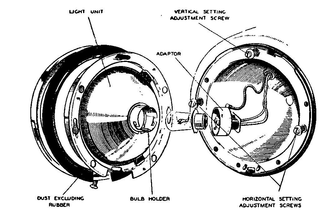 jaguar xk140 wiring diagram