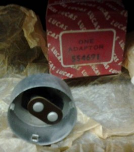 Lucas bulb adaptor 554691