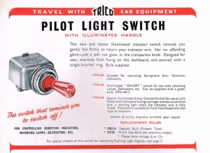 Prico PS switch 1953