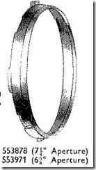 Retaining ring 553971