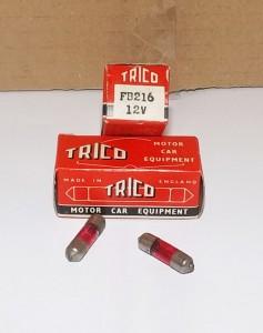 Trico FB216 bulb red