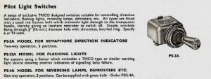 Trico catalogue 1960