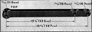 Distance gauge Mk VII