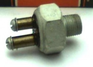 Early Lockheed brake switch