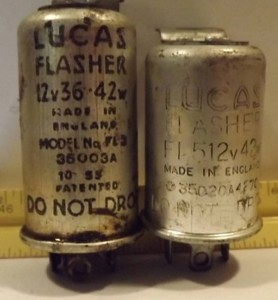 Lucas FL3 and FL5 12V