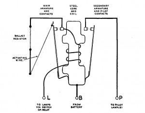 Lucas FL5 schematic