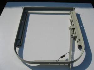 Seat frame RH ready