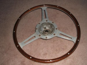 Original 8 bolt Derrington wheel