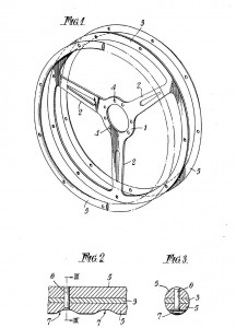 Patent drawing 1954