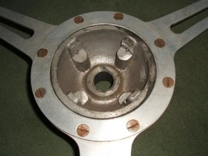 original 8 bolt Derrington detail hub