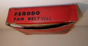 Ferodo V144 packaging