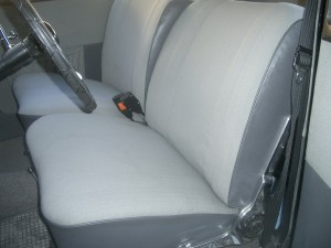 Keiper reclining system on Mercedes 170V