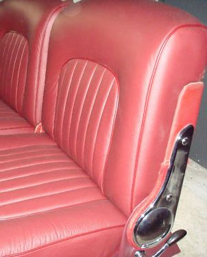Non-Reutter reclining system Brochure introducing u201cSpecial Jaguar reclining seatsu201d on Mark 2 & Reutter Reclining Seats for Jaguar | Jaguar XK 140 FHC Part ... islam-shia.org