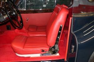 Reutter seat ready