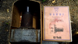 Old Hardi J58 with box