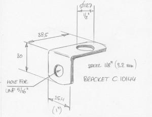 Bracket C10144