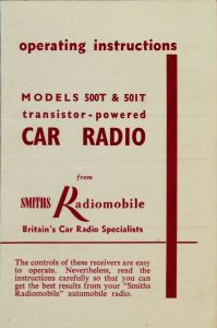 repair manual radiomobile 4220 automobile radio