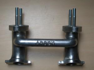 Arden H4 manifold 2